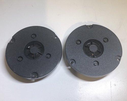 Mini Kühlschrank 12 und 230 Volt mit Adapter