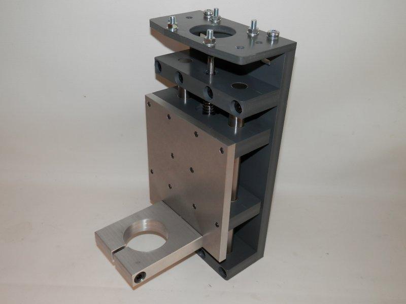 Z-Achse mit 43mm Euro Aufnahme bekannt durch CT Hacks