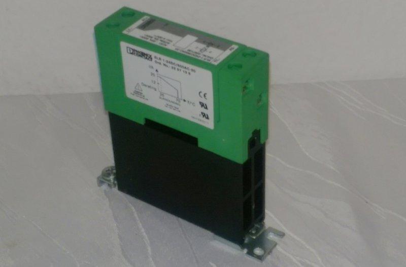 Phoenix Contakt Halbleiterschütz ELR-1 24DC/600AC-20
