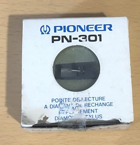 Pioneer PN-301 Plattenspieler Nadel Tonabnehmer