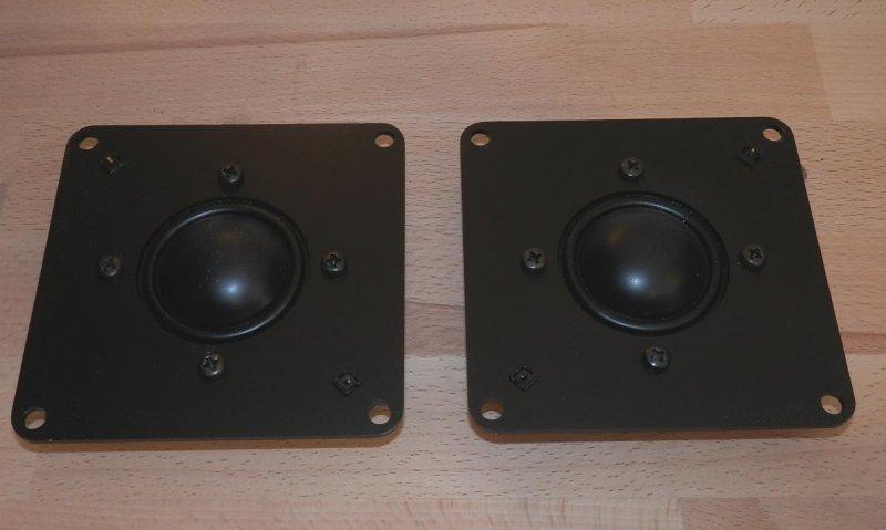 Mitteltöner Heco KMC 38 / 8   105x105mm